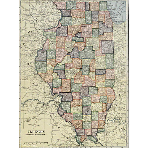 Illinois, 1910
