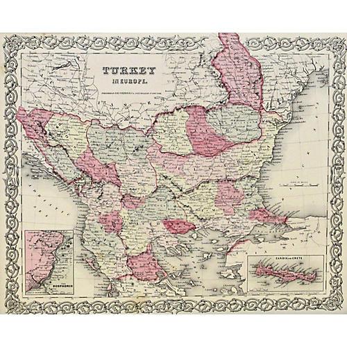 Turkey, 1856