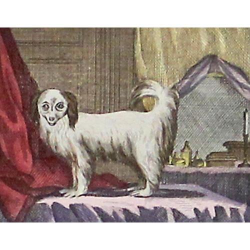 White Dog, C. 1800