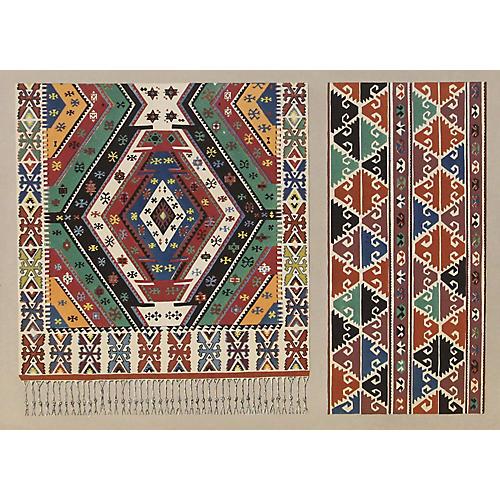 Turkish Carpets, 1863