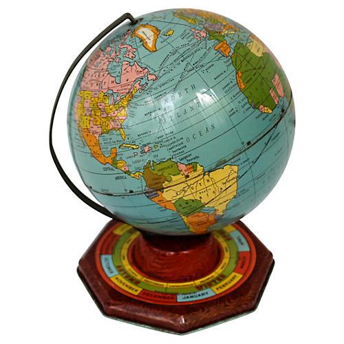 J. Chein & Co. Globe
