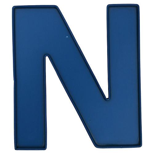 Sign Letter N