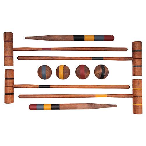 Standard Croquet Set, 16 pcs