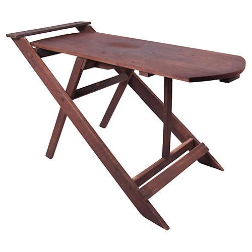 Folding Wallpaper Table