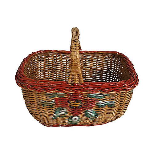 Sally Patchin Basket