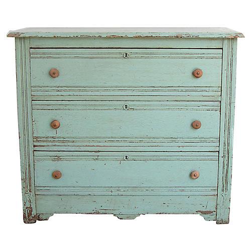 Light Green Dresser