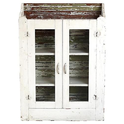 White Hanging Cabinet