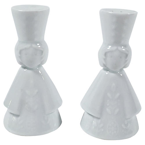 Limoges Salt & Pepper Shaker