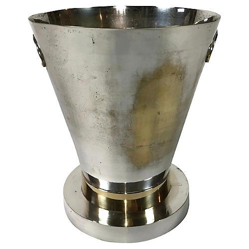 Art Deco Champagne Ice Bucket