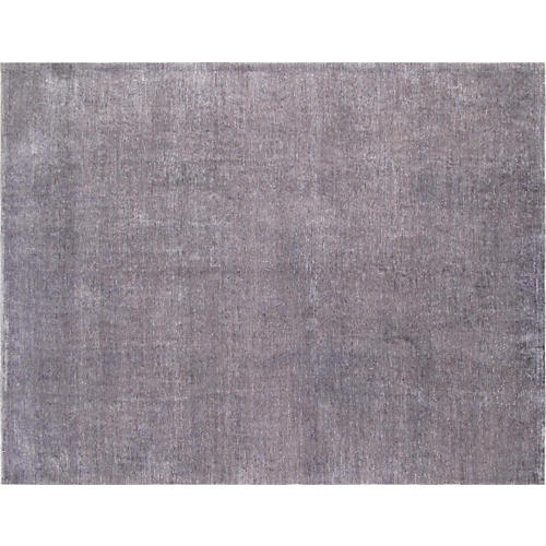 "Overdyed Carpet, 9'11"" x 13'2"""