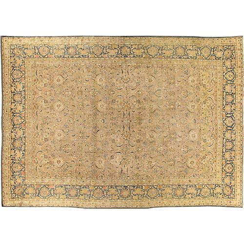 """Tabriz Carpet, 11'6"""" x 16'8"""""""