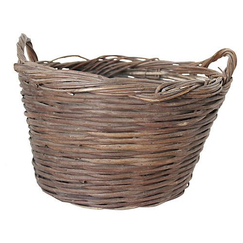French Vintner's Basket