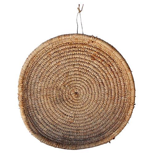 French Winnow Harvest Basket