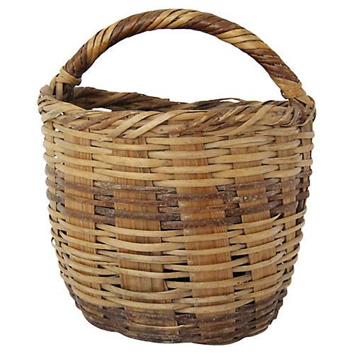 French Harvest Basket