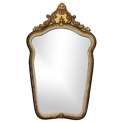 Italian Florentine Mirror