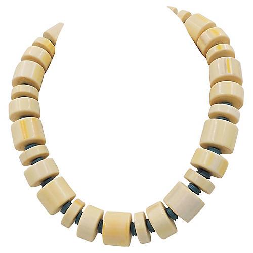 1982 Monet Beaded Necklace