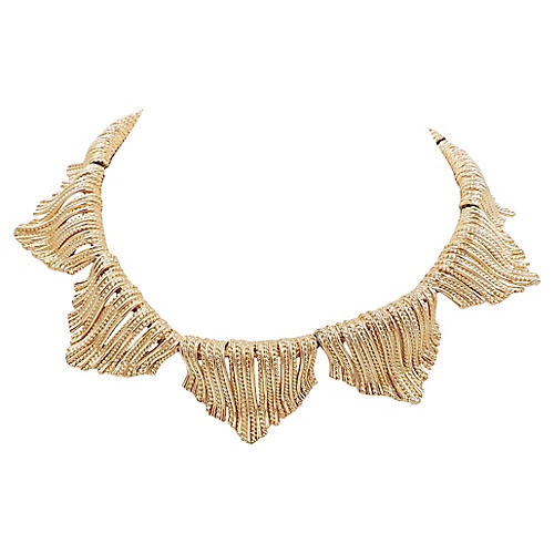 1960s Napier Collar Necklace