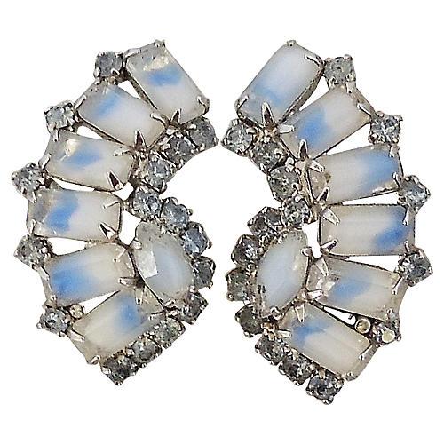 1960s Kramer Earrings