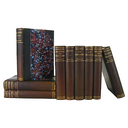 Works of Thomas Huxley, S/9