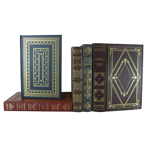 The Franklin Library Classics, 5 Vols