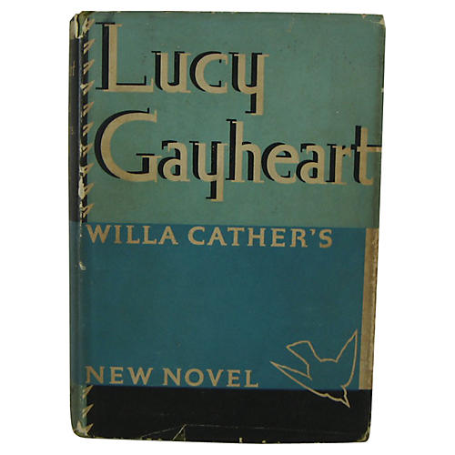 Lucy Gayheart, 1st Ed