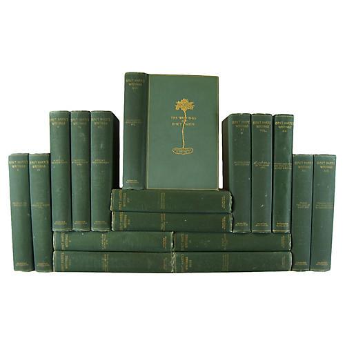 Antique Green Classics, S/17