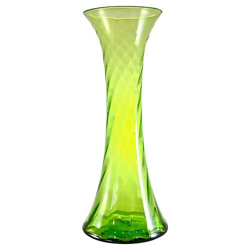 Midcentury Joel Myers Floor Vase