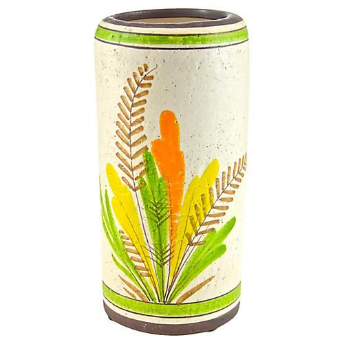 Italian Rosenthal-Netter Ceramic Vase
