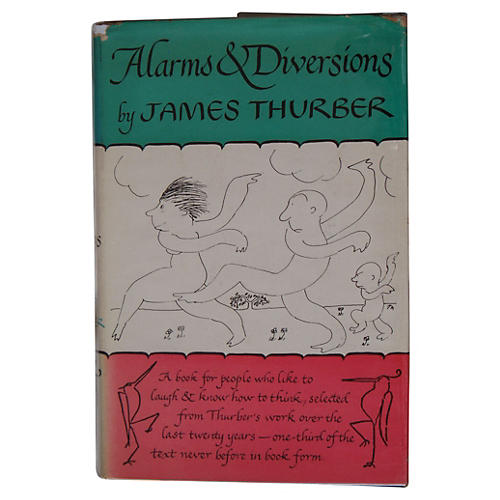 Thurber's Alarms & Diversions, 1st