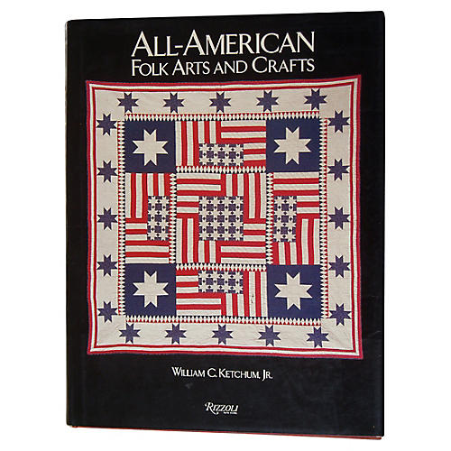 All-American Folk Arts and Crafts