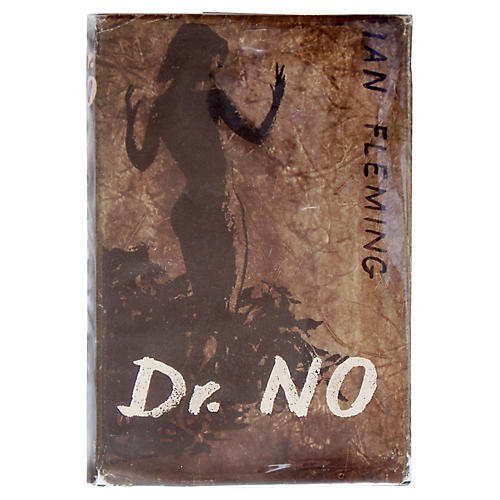 Ian Fleming's Dr. No, UK Second Printing