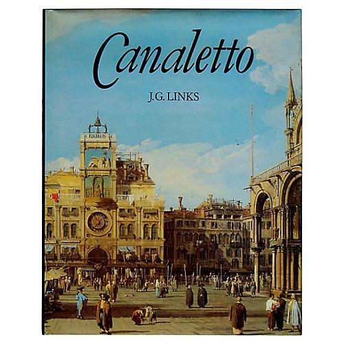Canaletto, A Retrospective