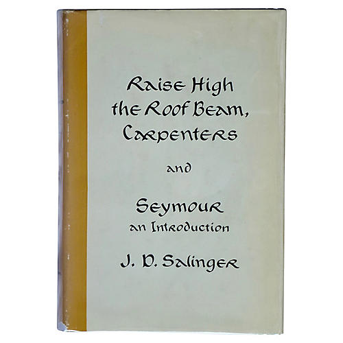 Salinger's Raise High The Roof, 1963 1st