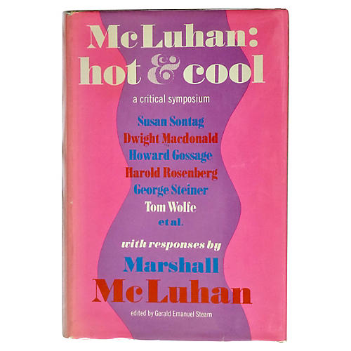 Marshall McLuhan: Hot & Cool, 1967