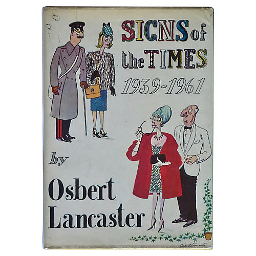 Lancaster's Signs Of The Times 1939-1961