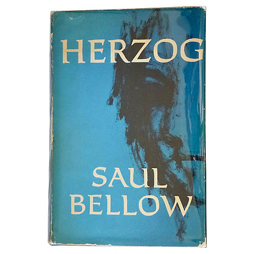 Saul Bellow's Herzog, First Printing