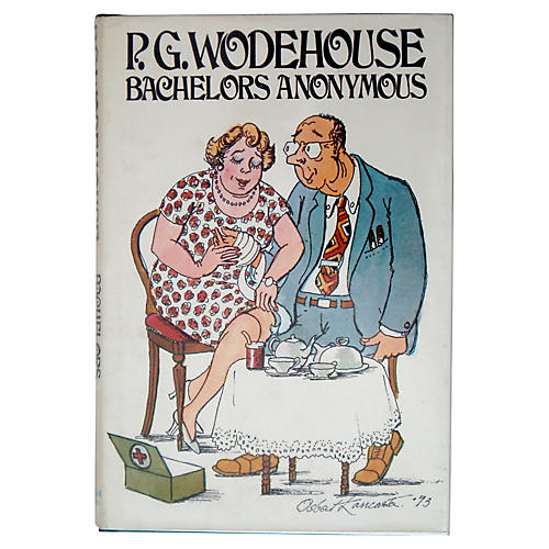 Wodehouse's Bachelors Anonymous, 1st