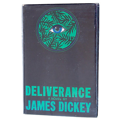 James Dickey's Deliverance, 1st Printing