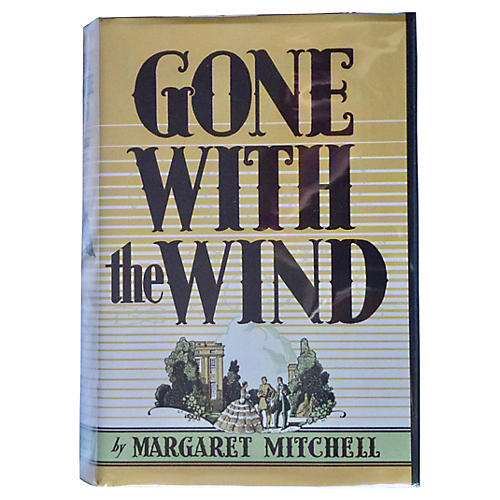 Gone With The Wind, 2nd Printing, 1936