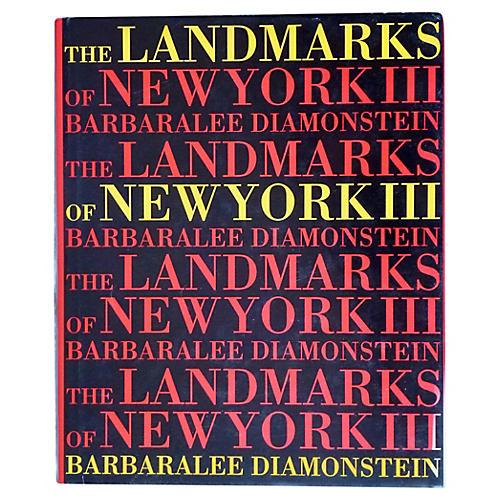The Landmarks of New York III, Revised