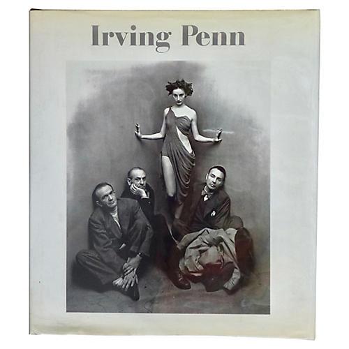 Irving Penn Retrospective, Signed
