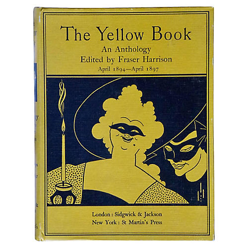 The Yellow Book, 1894-1897