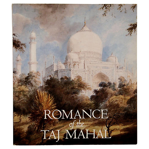 Romance of The Taj Mahal