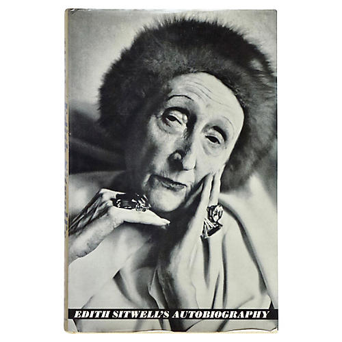 Edith Sitwell's Autobiography, 1st UK