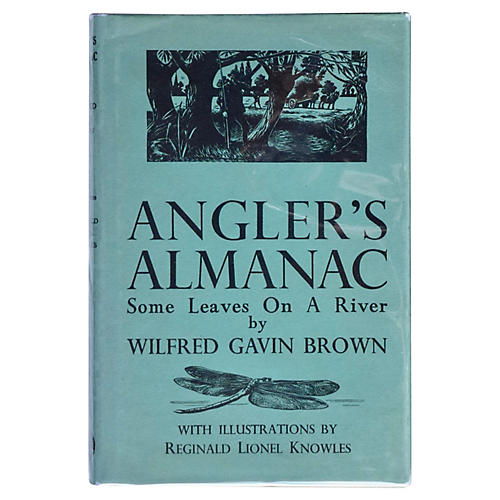 Angler's Almanac, UK 1949