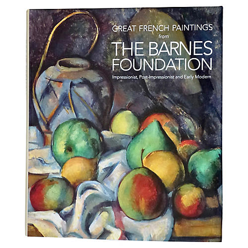French Paintings from Barnes Collection