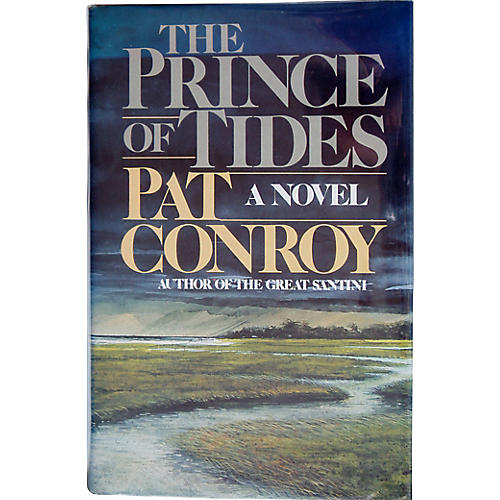 The Prince of Tides, 1st Printing