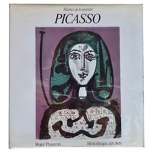 Picasso: Master Printmaker, French Text