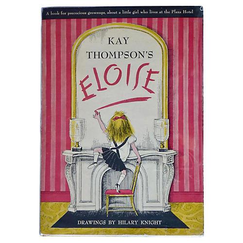 Eloise, 1st Printing