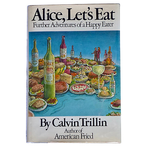 Alice, Let's Eat, 1st printing